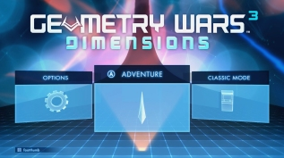 Geometry Wars 3 Dimensions: First Look